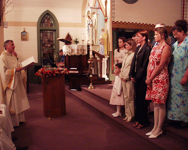 2005 Easter Vigil Mass