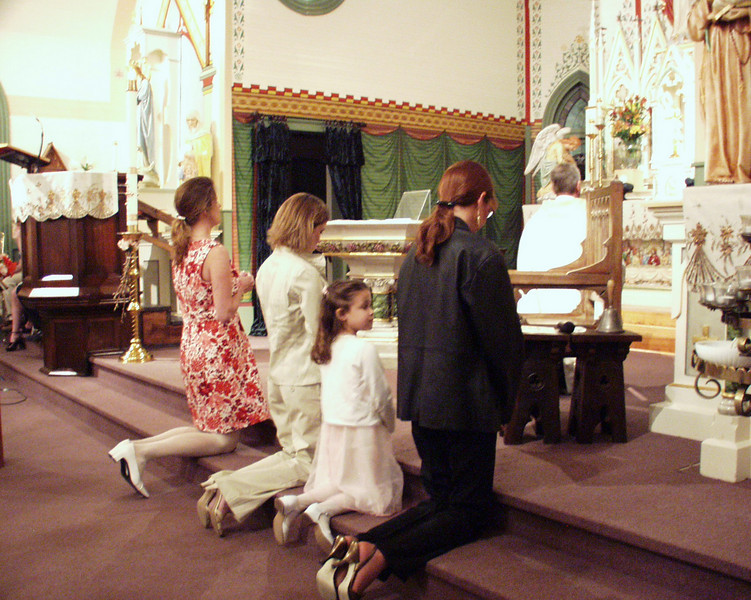 2005 Easter Vigil Mass