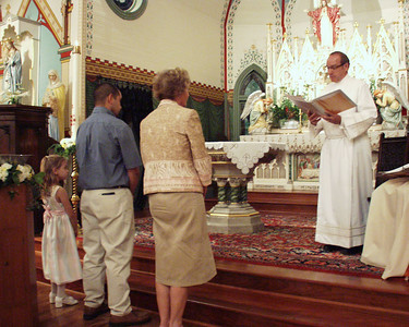 2006 Easter Vigil Mass