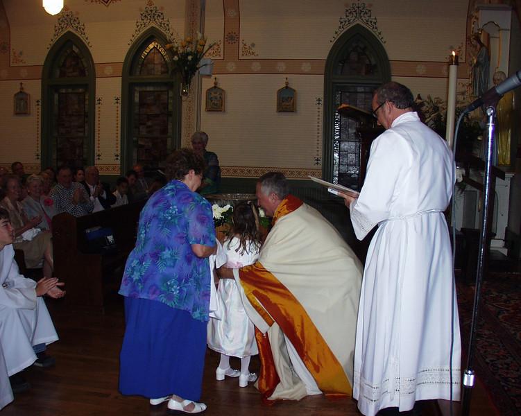 2006 Easter Vigil Mass