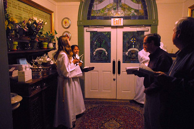 2007 Easter Vigil Mass