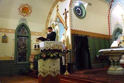 2007 Easter Vigil Mass
