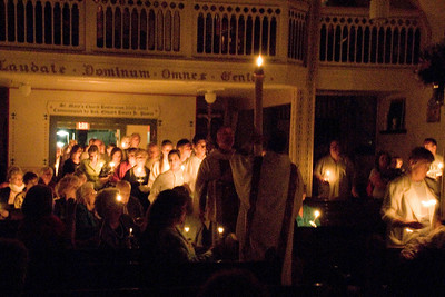 2008 Easter Vigil Mass