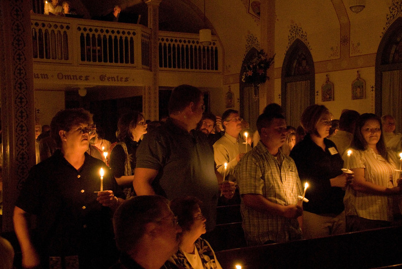 2008 Easter Vigil Mass