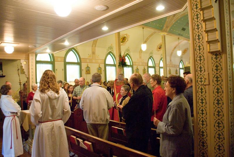2008 Palm Sunday