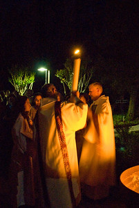 2009 Easter Vigil Mass