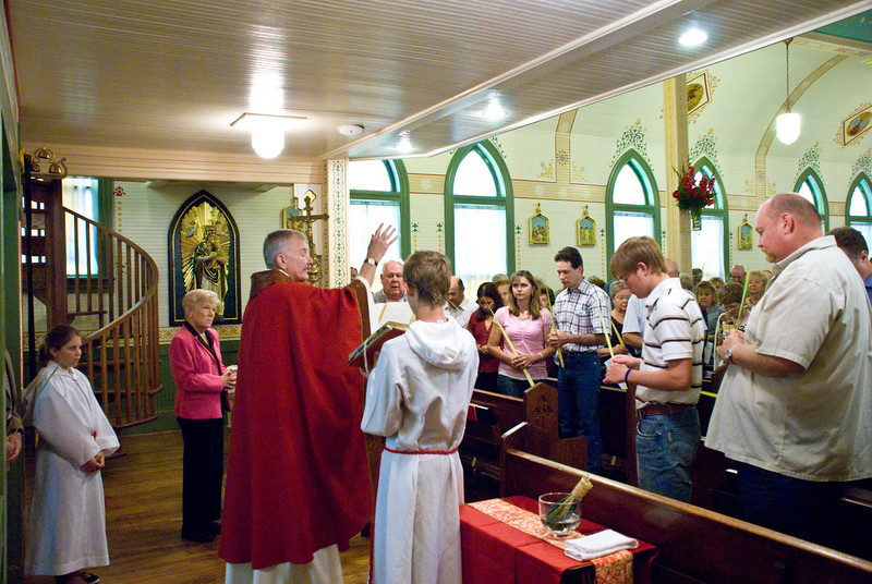 2009 Palm Sunday