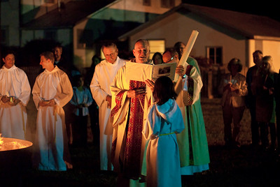 2010 Easter Vigil Mass