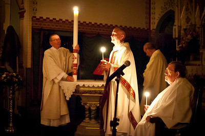 2011 Easter Vigil Mass