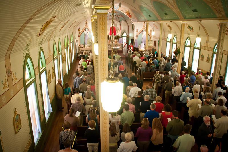 2011 Palm Sunday