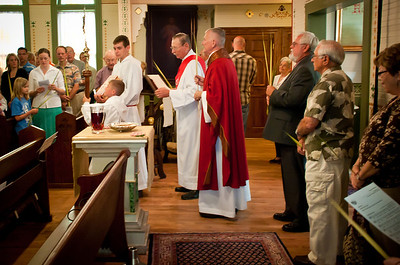 2011 Palm Sunday