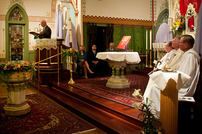 2012 Easter Vigil Mass