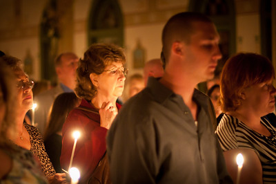 2013 Easter Vigil Mass