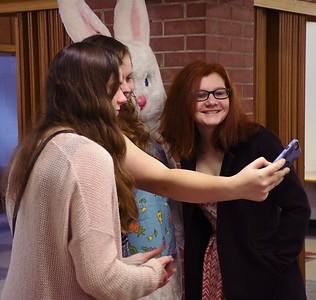 Bunny Selfie 1