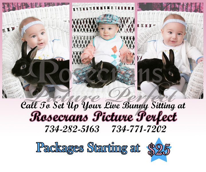 Easter Packages starting at $25