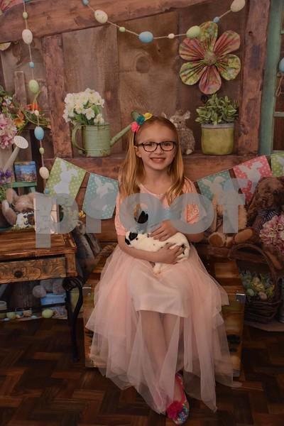 Easter Pics Taken on 3/6/18