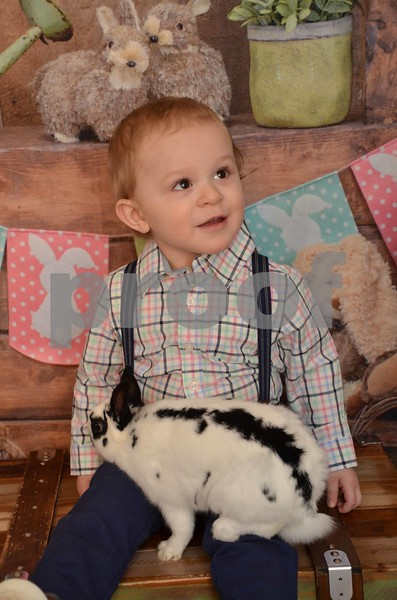 Easter Pics Taken on 3/9/18