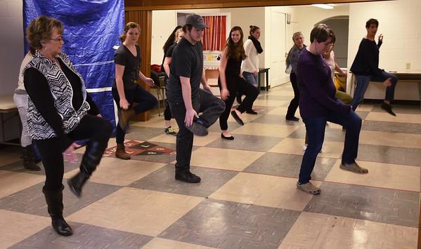 Line Dancing 7