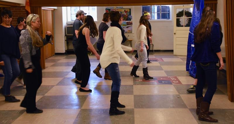 Line Dancing 10