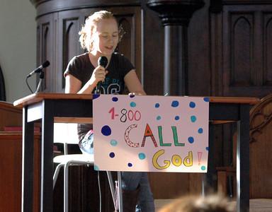 1-800 Call God