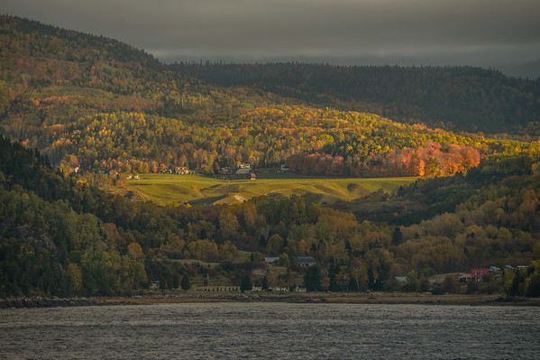 Canada and New England Cruise