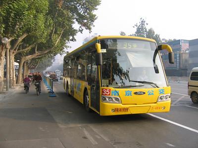 Nanjing bus A41939 Oct 04
