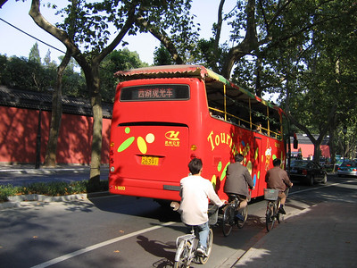 Hangzhou bus A26931 2 Oct 04