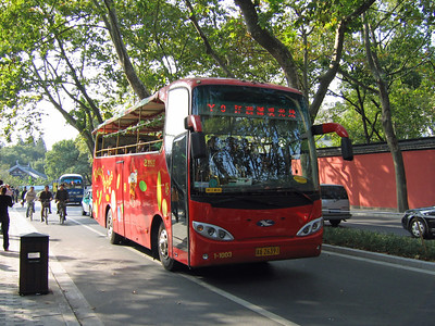 Hangzhou bus A26391 1 Oct 04