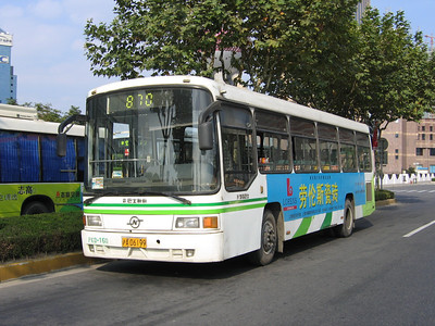 Shanghai bus A06199 East Bank Oct 04