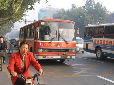 Nanjing bus A23670 Oct 04
