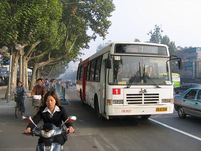 Nanjing bus A42308 Oct 04