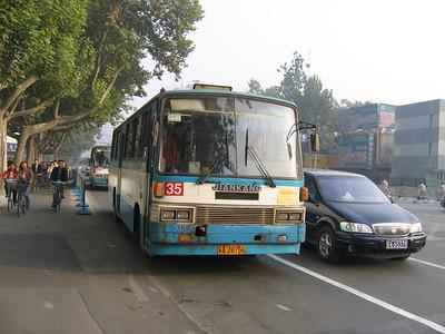 Nanjing bus A28756 Oct 04