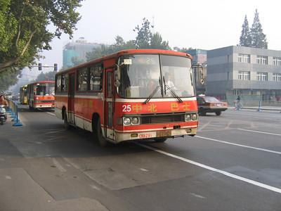 Nanjing bus A23821 Oct 04