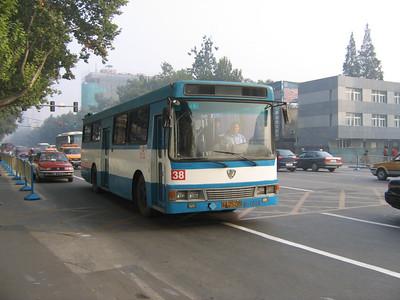 Nanjing bus A25295 Oct 04