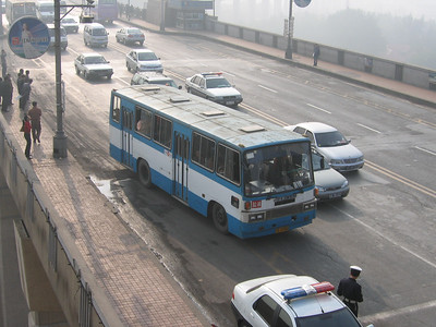 Nanjing bus A28366 Nanjing Bridge Oct 04