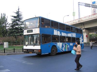 Shanghai bus AA88905 Remnin Park 2 Oct 04