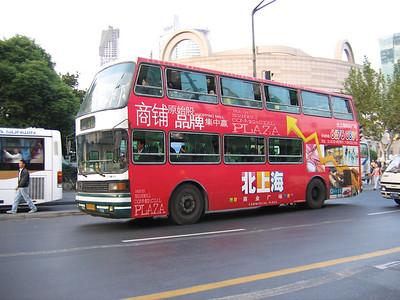 Shanghai bus A86946 Remnin Park 2 Oct 04
