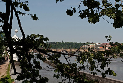 City on the Vltava