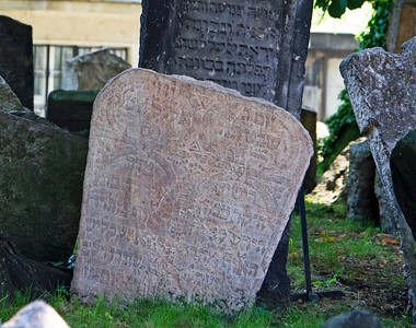 Synagogues and the Old Jewish Cemetery
