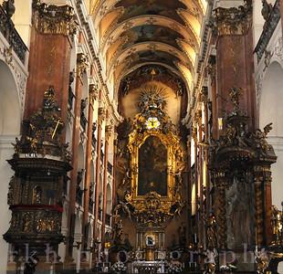 Prague Church of St. James