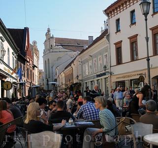 Vilnius Main St.