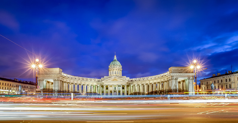 Kazan Cathedral, Saint Petersburg