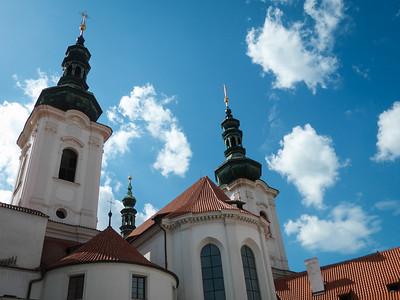 Monastery, Prague