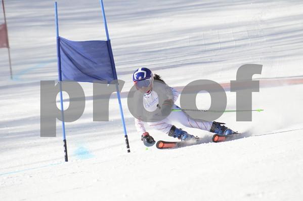 Eastern FIS at Okemo,  Ladies, Jan. 5, 2017