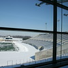 The beautiful campus of Eastern Michigan University, home of the Eagles.  EMU is located in Ypsilanti, Michigan.
