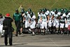 October 10, 2009 - Eastern Michigan Eagles at Central Michigan Chippewas