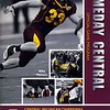 Official Game Day Program - Saturday, October 15, 2011 - Eastern Michigan Eagles at Central Michigan Chippewas