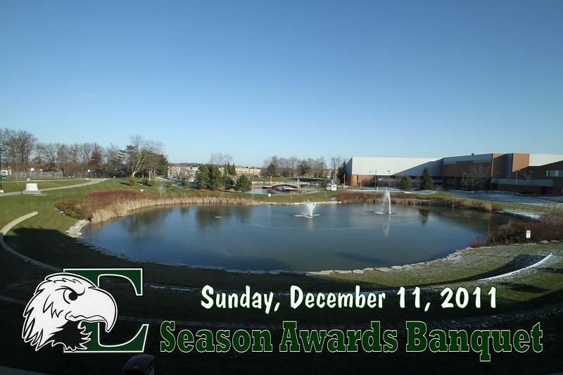 Sunday, December 11, 2011 - The 2011 Football Season Awards / Senior Banquet