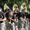 The Army Marching Band - September 4, 2010 - The Black Knights of Army from West Point at the Eagles of Eastern Michigan University