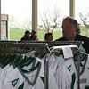 Saturday, April 18, 2010 - The annual spring football game for the Eastern Michigan University Eagles
